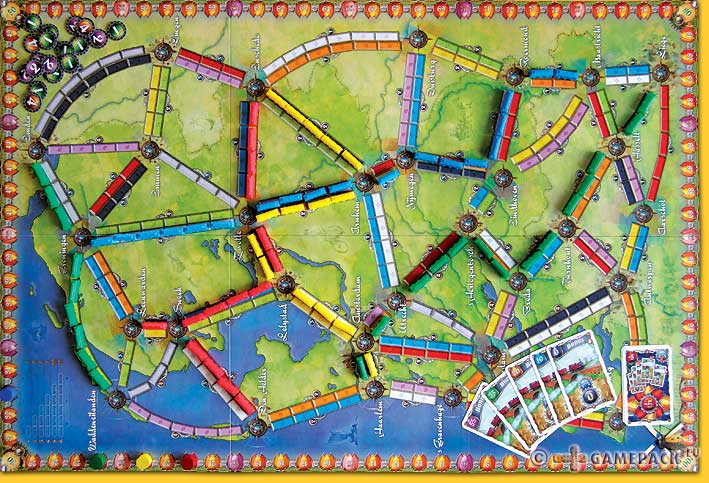 ticket to ride card game rules pdf